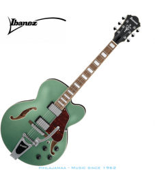 Ibanez ArtCore AFS-75T-MGF, Bigsby, Metallic Green Forrest