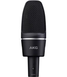 AKG C3000 Suurikalvoinen kondensaattori mikrofoni