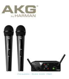 AKG WMS40 Mini2 Dual Vocal Set, (864.375-864.850)