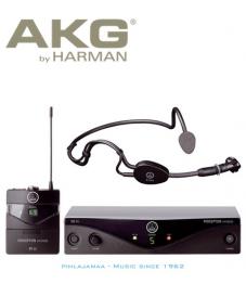 AKG WMS45 Sport Set, 4 valittavaa taajuutta, C544L, ISM