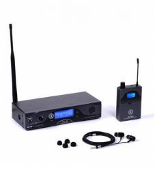 ANT ING-20 In-Ear korvamonitorijärjestelmä + Fire One -korvanapit