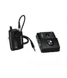 Audio Technica System 10 ATW-1501 Kitaran langaton vastaanotin Stomp Box