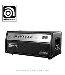 Ampeg Heritage SVT Classic All-tube 300W Head, Toimitusaika 1-3pv