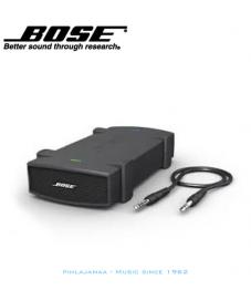 Bose L1 A1 Packlite lisävahvistin