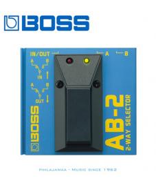 Boss AB-2, 2-way Selector