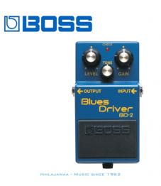 Boss BD-2 Blues Drive särö