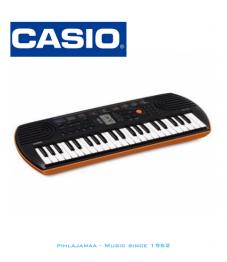 Casio SA-76 kosketinsoitin
