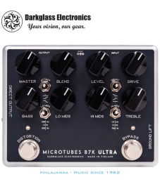 Darkglass Microtubes B7K Overdrive/Preamp, Made in Finland