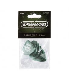 Jim Dunlop Plektrapussi 12kpl,  Gator Grip Std 1,50mm