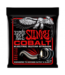 Ernie Ball Cobalt, 010-052 Skinny Top Heavy Bottom