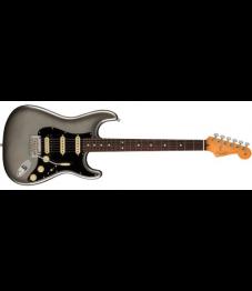 Fender® American Pro II Stratocaster HSS, Rosewood, Mercury + Deluxe case