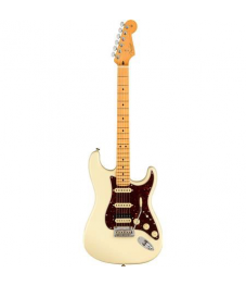 Fender® American Pro II Stratocaster HSS, OWT + Deluxe Case