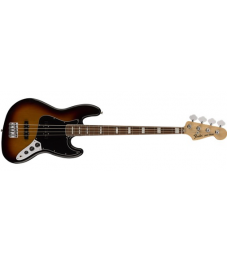 Fender® Classic Series 70's Jazz Bass , Rosewood, 3-Color Sunburst