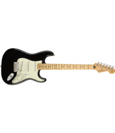 Fender® Player Stratocaster®, Maple Fingerboard, Black, No Bag