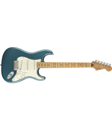Fender® Player Stratocaster®, Maple Fingerboard, Tidepool Blue, No Bag