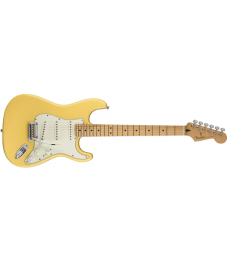 Fender® Player Stratocaster®, Maple Fingerboard, Buttercream, No Bag