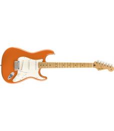 Fender® Player Stratocaster®, Mapple Fingerboard, Capri Orange, No Bag