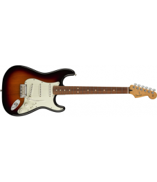 Fender® Player Stratocaster®, Pao Ferro Fingerboard, 3-Color Sunburst, No Bag