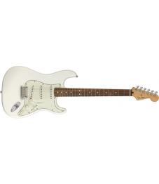 Fender® Player Stratocaster®, Pao Ferro Fingerboard, Polar White, No Bag