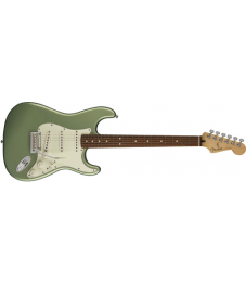 Fender® Player Stratocaster®, Pao Ferro Fingerboard, Sage Green Metallic, No Bag