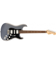 Fender® Player Stratocaster® HSH, Pao Ferro Fingerboard, Silver, No Bag