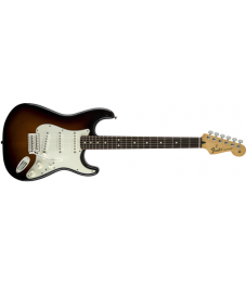 Fender® Standard Stratocaster®, Rosewood Fingerboard, Brown Sunburst @Rauma