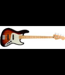 Fender® Player Jazz Bass, Maple Fingerboard, 3-color SunBurst