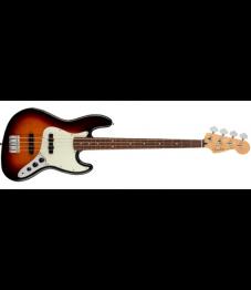 Fender® Player Jazz Bass, Pao Ferro, 3-color SunBurst