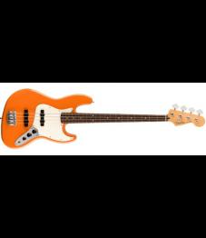 Fender® Player Jazz Bass, Pao Ferro, Capri Orange