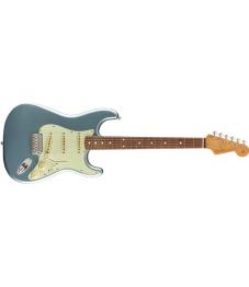 Fender® Vintera '60s Stratocaster®, Pau Ferro Fingerboard, Ice Blue Metallic, Deluxe Gig Bag