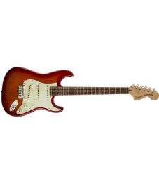 Squier by Fender®, Standard Stratocaster, Laurel FB, Cherry Sunburst