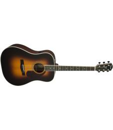 Fender® Paramount PM-1 Deluxe, Dreadnought, Sis. kovan kotelon