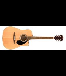 Fender® FA-125CE Dreadnought, Natural