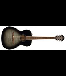 Fender® FA-235E Concert, Laurel Fingerboard, Moonlight Burst