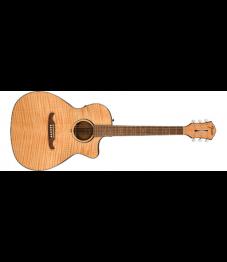 Fender® FA-345CE Auditorium, Laurel Fingerboard, Quilted Maple top