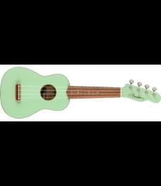 Fender Venice Ukulele sopraano, Surf Green