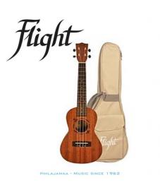 Flight Ukulele Konsertti + Pussi