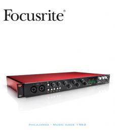 Focusrite Scarlett 18i20 USB äänikortti