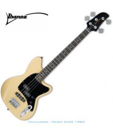 Ibanez TMB-30 Short Scale basso, Ivory