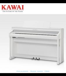 Kawai CA-59WH digitaalipiano, valkoinen satin