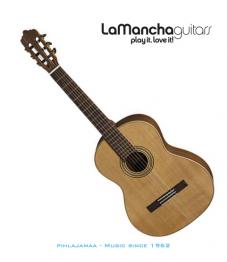 La Mancha Rubi 4/4 Left, kapeakaulainen nylonkitara