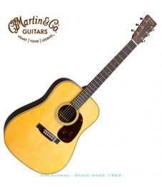 Martin Standard HD-28, Natural Gloss, Sis. ABS Case
