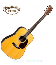 Martin Standard HD-35 Natural, Sis. ABS Case