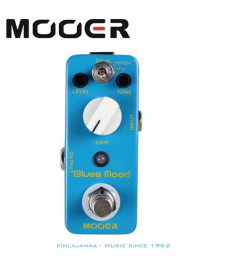 "Mooer Blues Mood ""Keeley Mod"" Blues Pedal, (BD-2)"