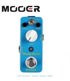 """Mooer Blues Mood """"Keeley Mod"""" Blues Pedal, (BD-2)"""