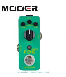 Mooer Fog, Bass Fuzz Pedal