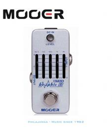 Mooer Graphic B 5-Alueinen Ekvalisaattori bassolle (GEB-7)