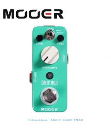 Mooer Green Mile Overdrive (Ibanez TS808)
