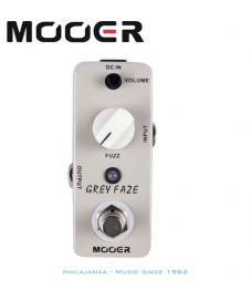 Mooer Grey Faze Fuzz-pedaali (Arbiter Fuzz Face)