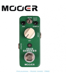 Mooer Lofi Machine, Sample Reducing Pedal